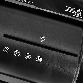 AmazonBasics micro-cut shredder review