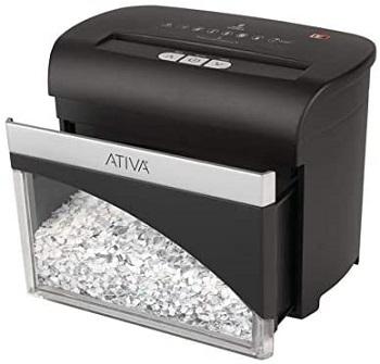 Ativa 8 Sheet Micro-Cut