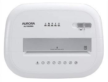 Aurora AU1060MA Paper Shredder Review