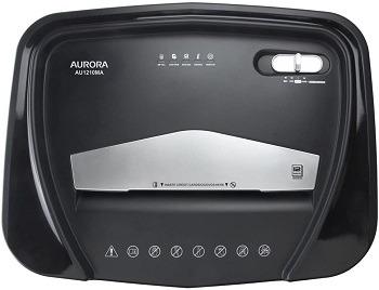 Aurora Au1210MA Paper Shredder