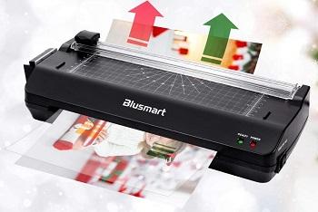 Blusmart Black Laminator