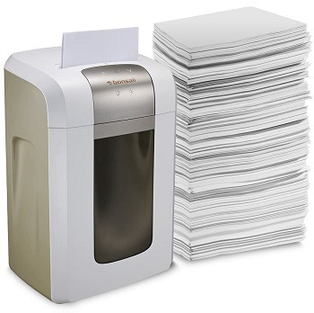 Bonsaii 4S23 Paper Shredder
