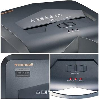 Bonsaii EverShred C149-C Shredder review