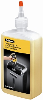 Fellowes lubricant