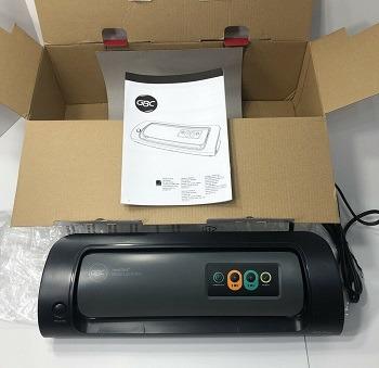 GBC Heatseal laminator