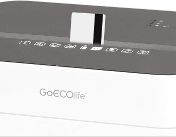 GoECOlife Micro-cut Shredder review