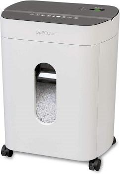 GoECOlife Micro-cut Shredder