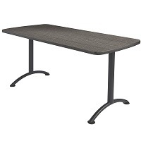 Iceberg ICE69225 ARC 6-foott Rectangular Conference Table Picks