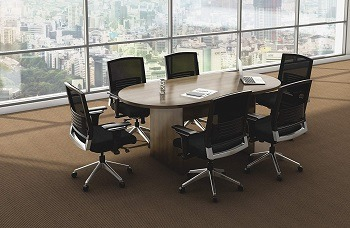 Lorell Essentials Conference Table review