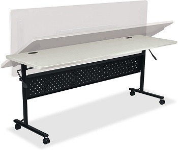Lorell Flipper Training Table Review