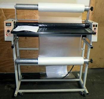 Prolam wide format laminator