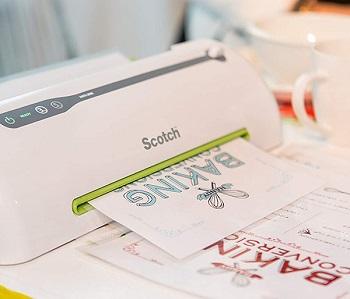 Scotch Brand Pro Thermal Laminator Review
