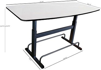 Stand Up Desk Store Table