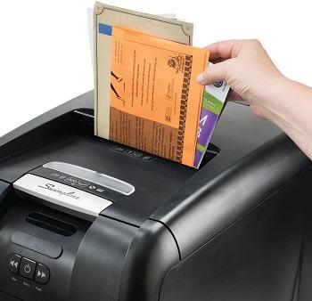Swingline GBC Paper Shredder review