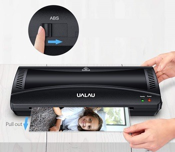 UALAU Laminator Machine Review