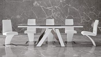 Zuri Furniture Cruz Table