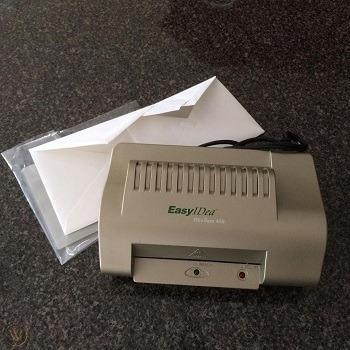 easyIDea ID Card Laminator