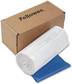 fellowes paper shredder bags review
