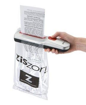 zsizor handheld shredder review