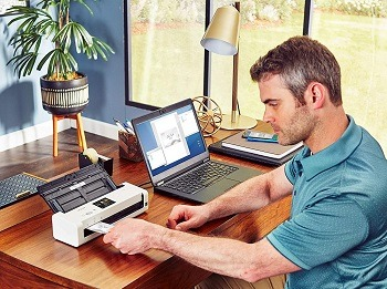 Brother Wireless Document Scanner ADS-1700W review