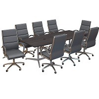 Bush Business Furniture Table Chair Picks