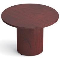 Cherryman 42 Wood Veneer Round Table Picks