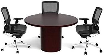 Cherryman 42 Wood Veneer Round Table Review