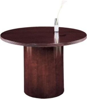 Cherryman 42 Wood Veneer Round Table