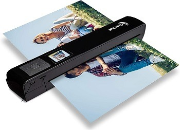 ClearClick Portable Photo & Document Scanner