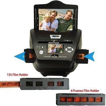 Digital Photo Slide & Film Scanner reivew
