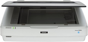 Epson Expression 12000XL-GA Flatbed review