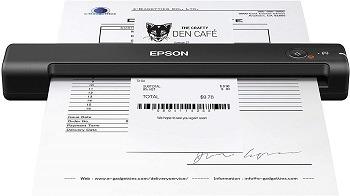 Epson Workforce ES-55R review