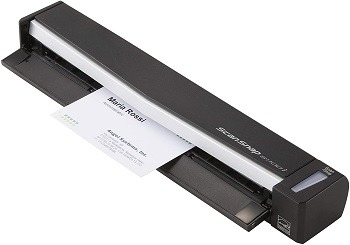 Fujitsu SCANSNAP S1100i review