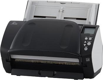 Fujitsu fi-7160 Color review