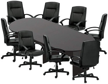 GOF Table For 8 With Chairs