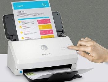 HP ScanJet Pro 3000 review