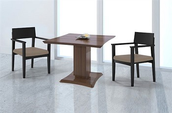 Mayline 42 Square Conference Table Review