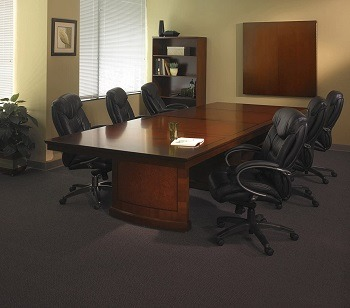 Mayline Sorrento Rectangle Conference Room Table Review