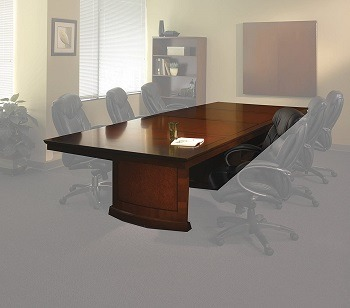 Mayline Sorrento Rectangle Conference Room Table