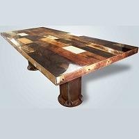 Metal And Wood USA Reclaimed Table Picks