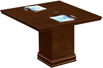 NBF Modular 4 Ft Square Conference Table