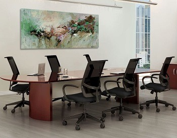 Napoli 8 Ft Conference Table