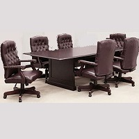 Office Pope Boardroom Table and Chairs Set Picks