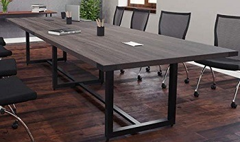 Office Pope Modern Conference Table
