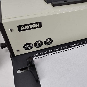Rayson PD-1503 review