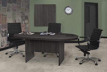 Regency Legacy Racetrack Conference Table