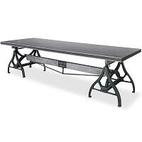 Rustic Deco industrial sawhorse table Picks