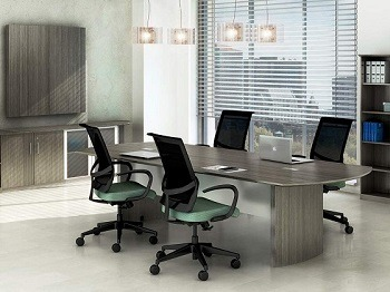 Safco Products Medina Modern Office Conference Table Review