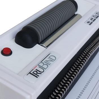 TRUBIND SpiralCoil Binding Machine