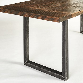Urban Reclamations Wood Table review